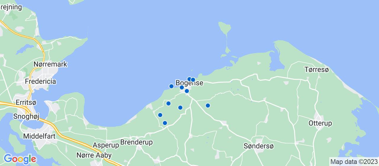 byggefirmaer i Bogense