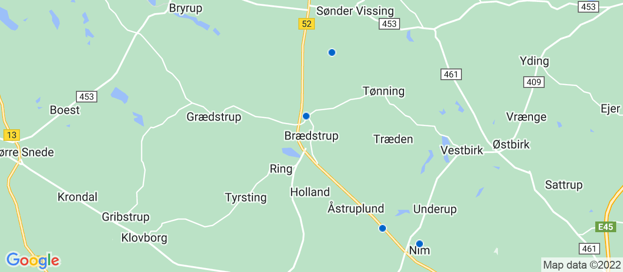elektrikerfirmaer i Brædstrup