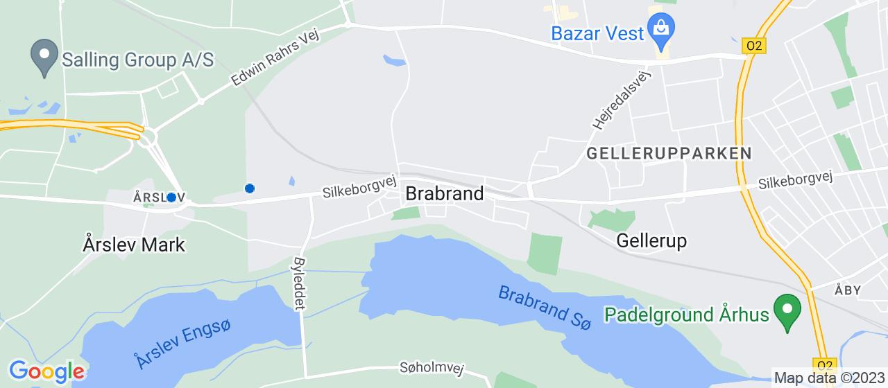 anlægsgartnerfirmaer i Brabrand