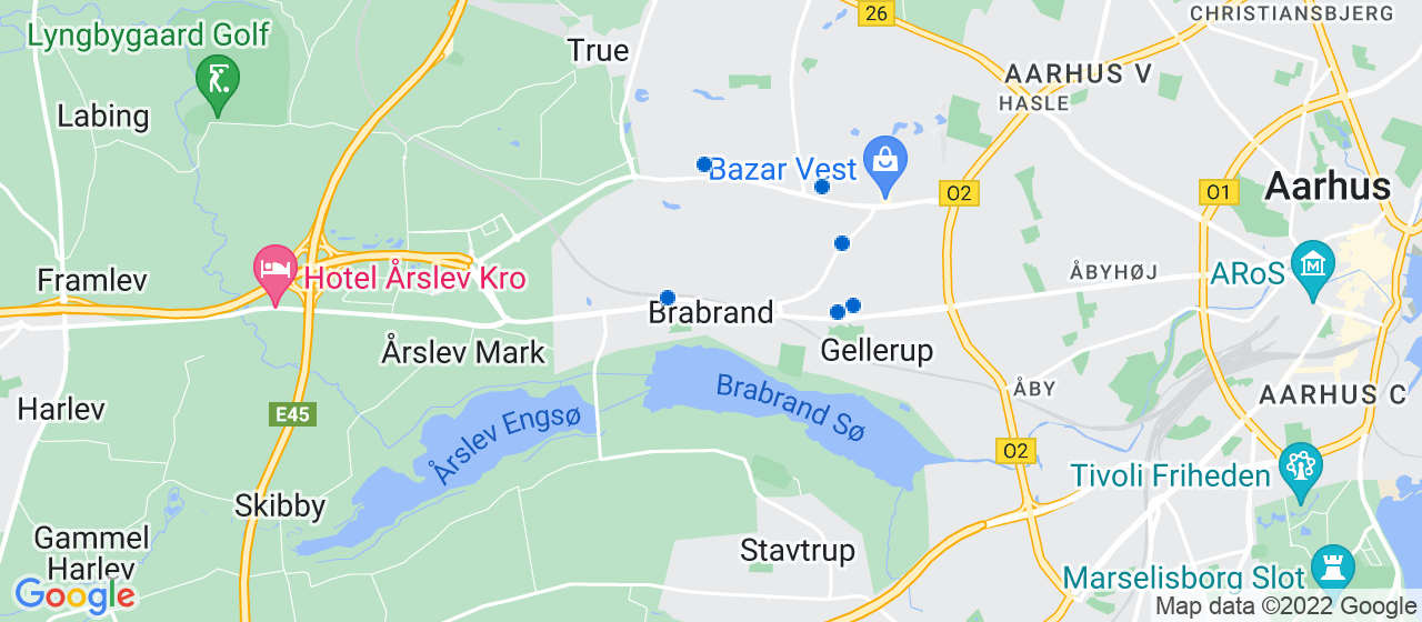 elektrikerfirmaer i Brabrand
