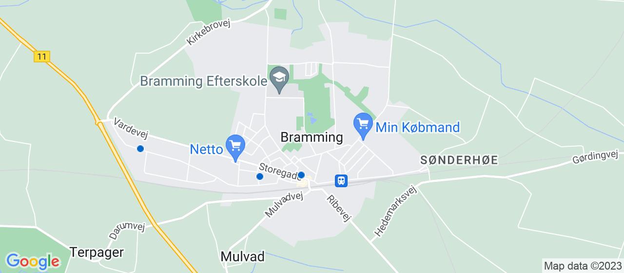 alarmselskaber i Bramming