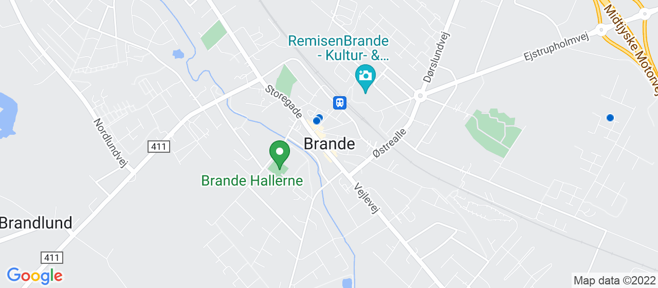 ejendomsmæglerfirmaer i Brande