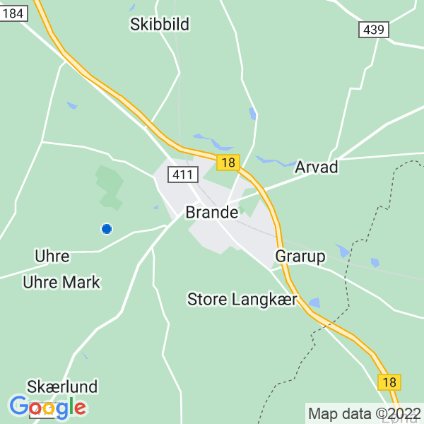 flyttefirmaer i Brande