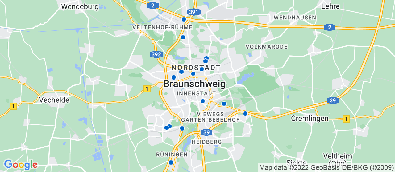 Umzugsunternehmen i Braunschweig