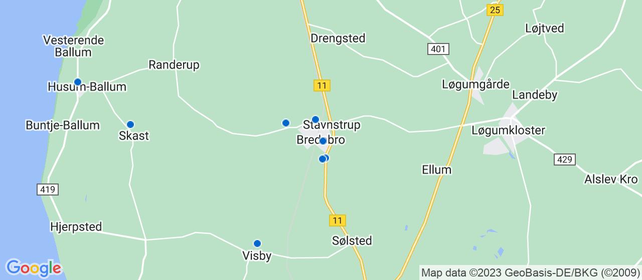 mekaniker firmaer i Bredebro