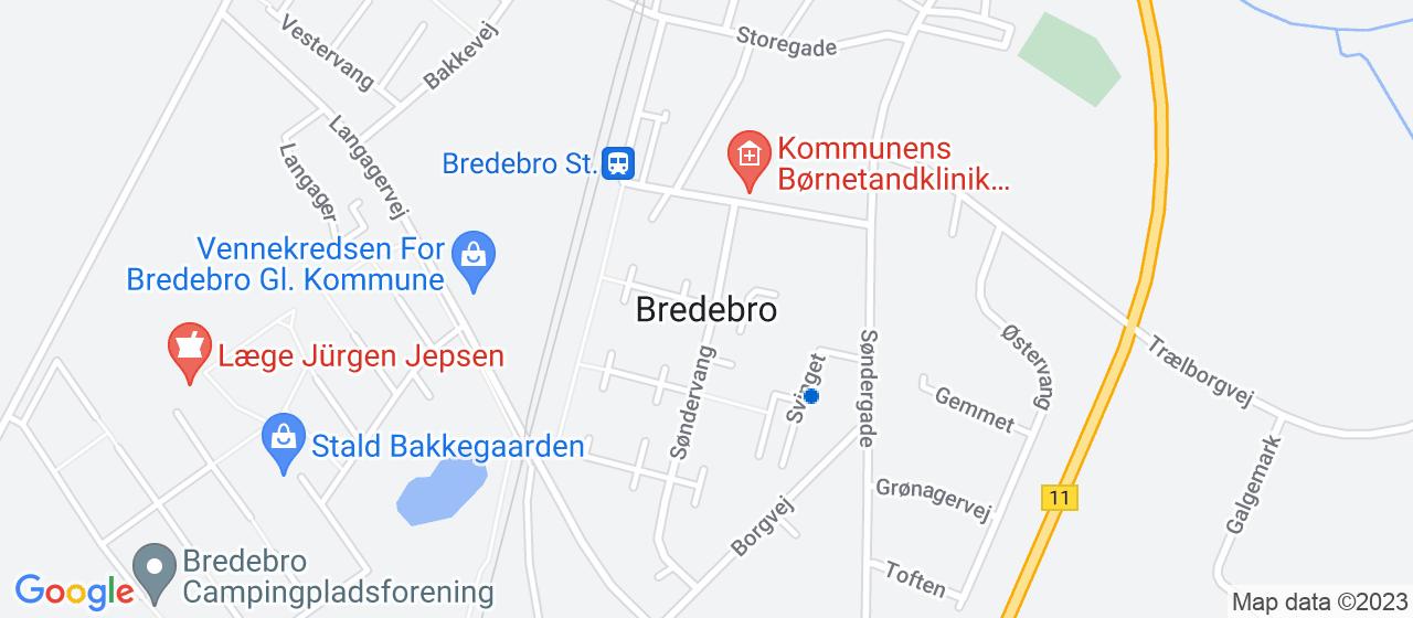 rengøringsfirmaer i Bredebro