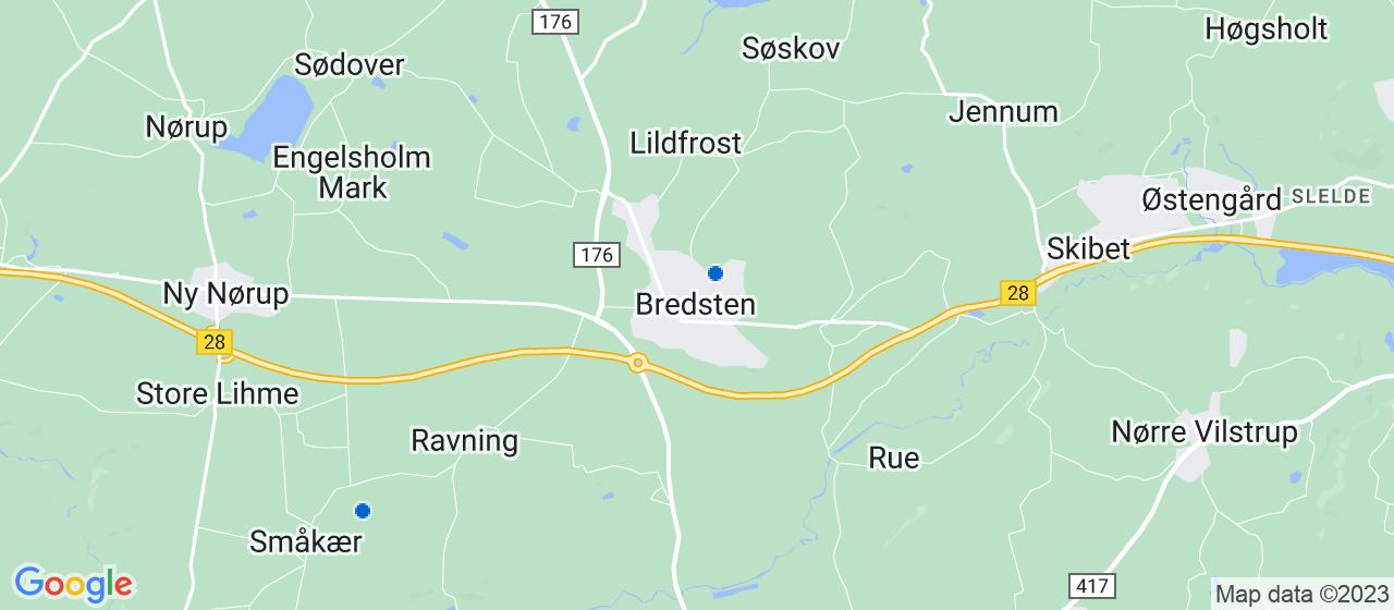 cateringfirmaer i Bredsten