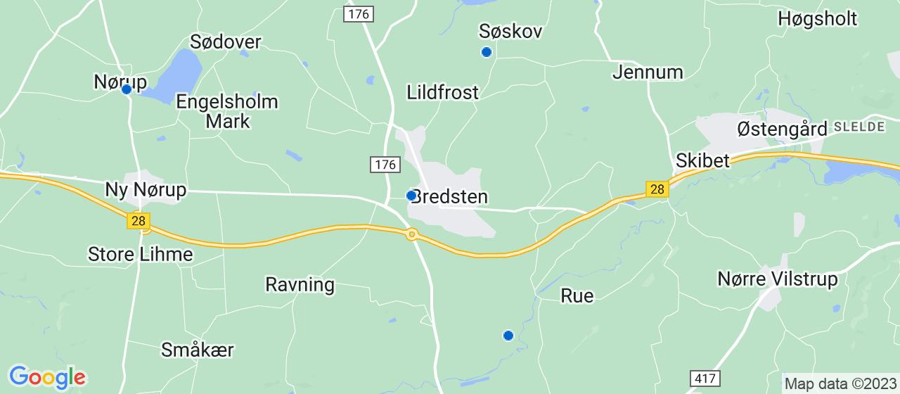 elektrikerfirmaer i Bredsten