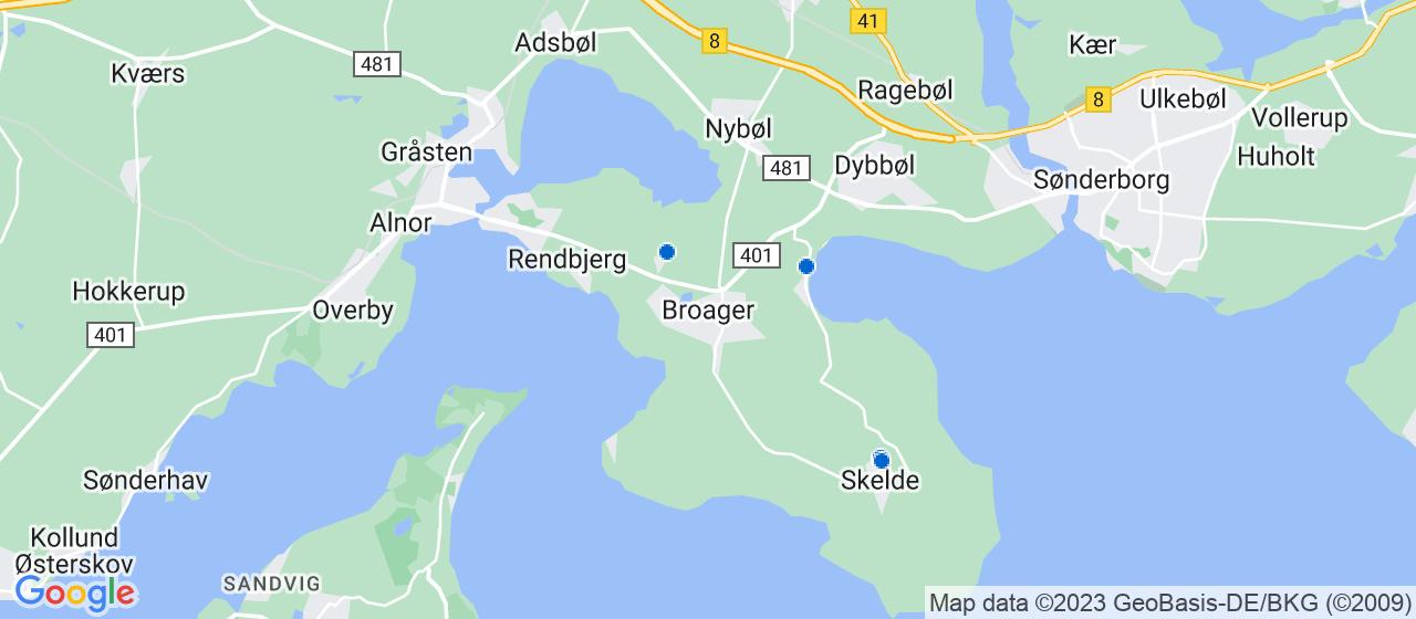 cateringfirmaer i Broager