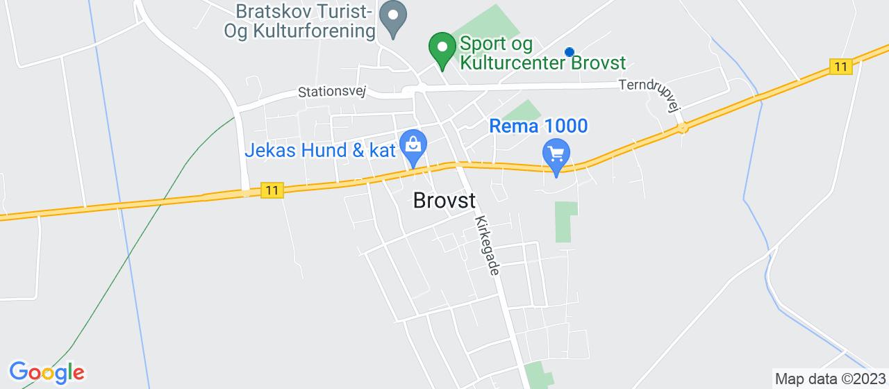 alarmselskaber i Brovst
