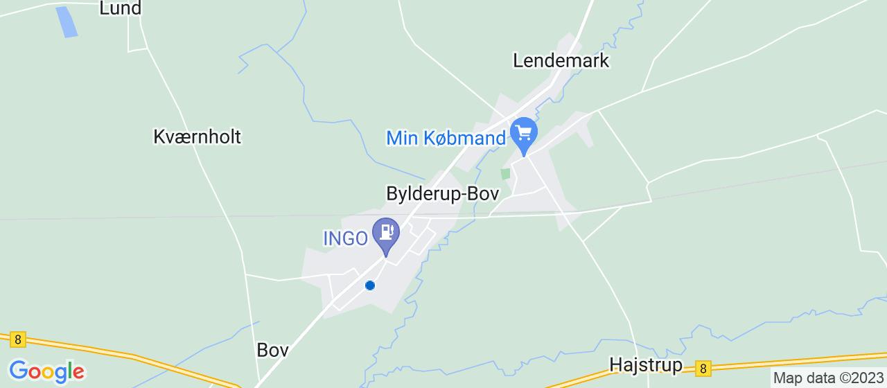 nedrivningsfirmaer i Bylderup-bov