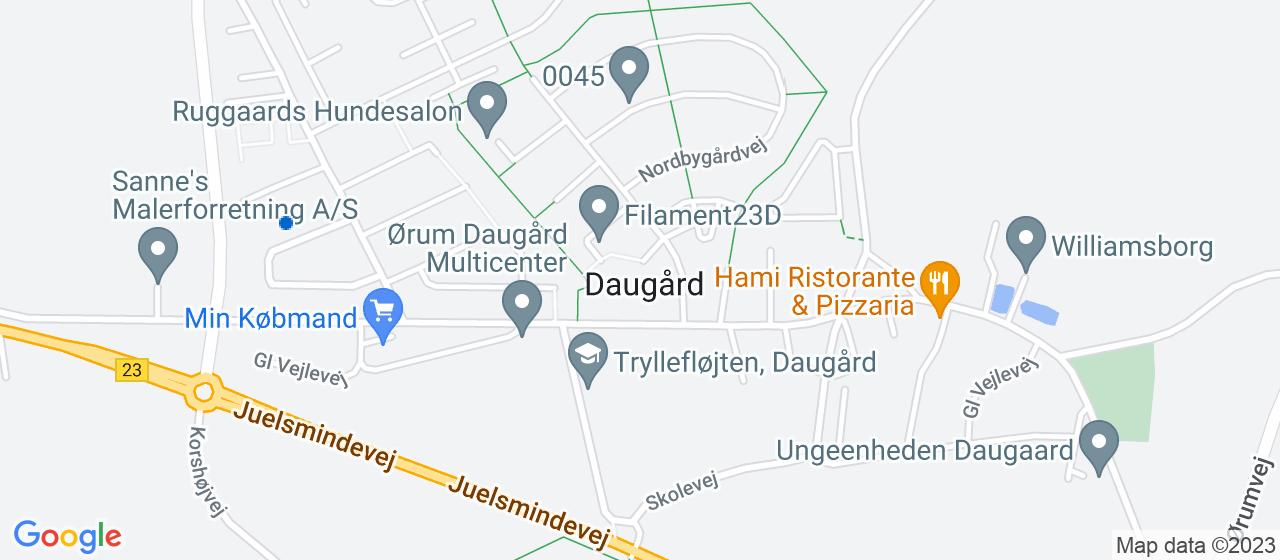 cateringfirmaer i Daugård