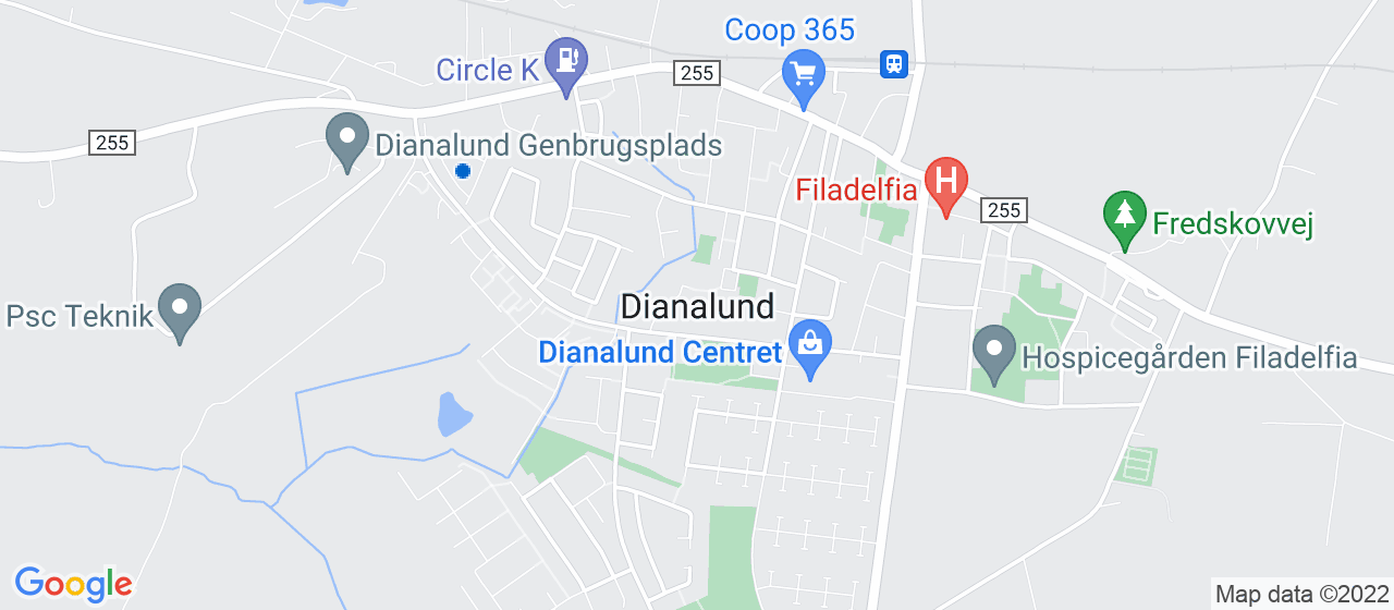 flyttefirmaer i Dianalund