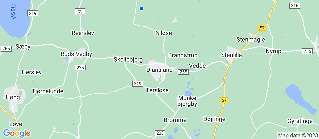 nedrivningsfirmaer i Dianalund