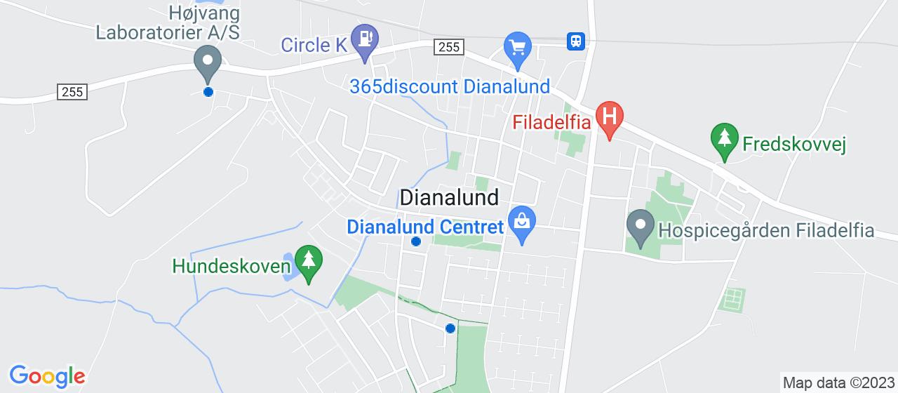 brolægger firmaer i Dianalund