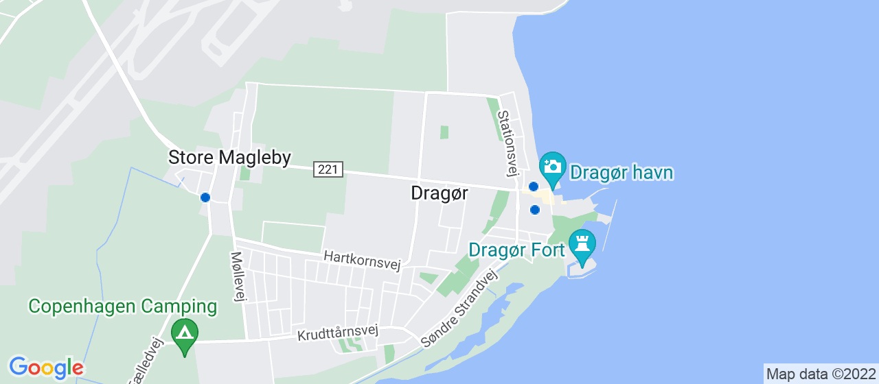 glarmesterfirmaer i Dragør