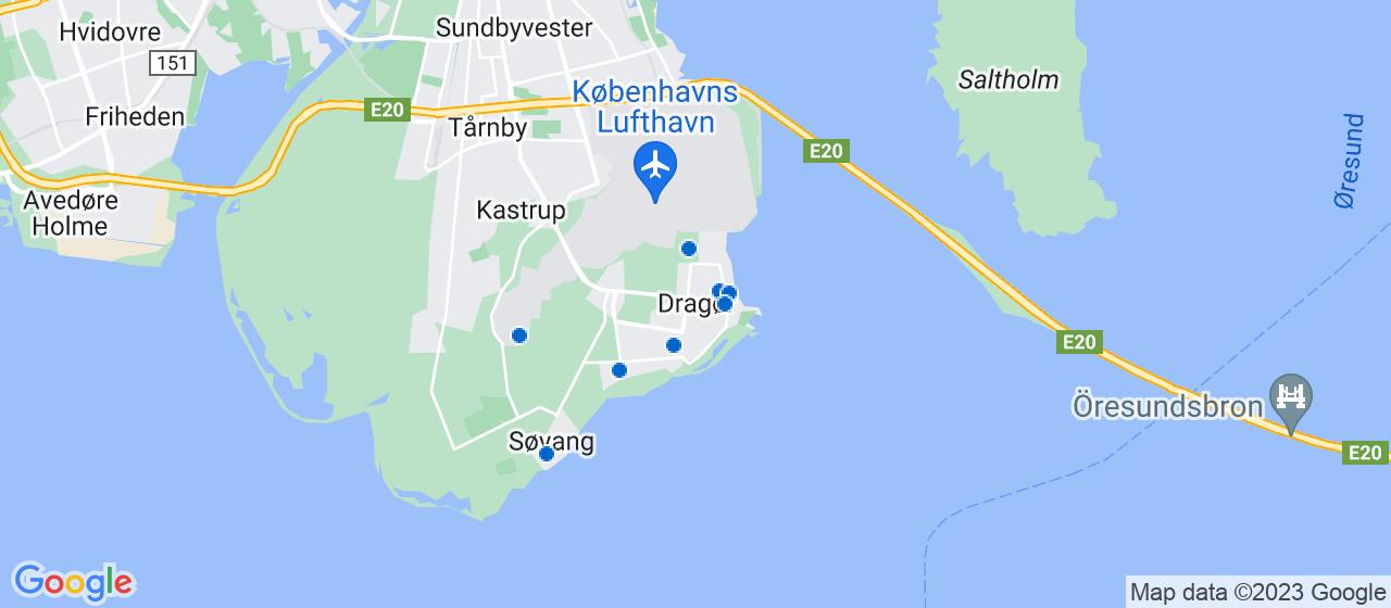 ejendomsmæglerfirmaer i Dragør