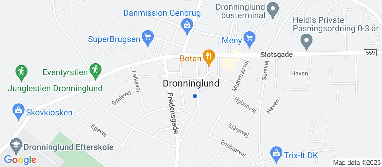 flyttefirmaer i Dronninglund