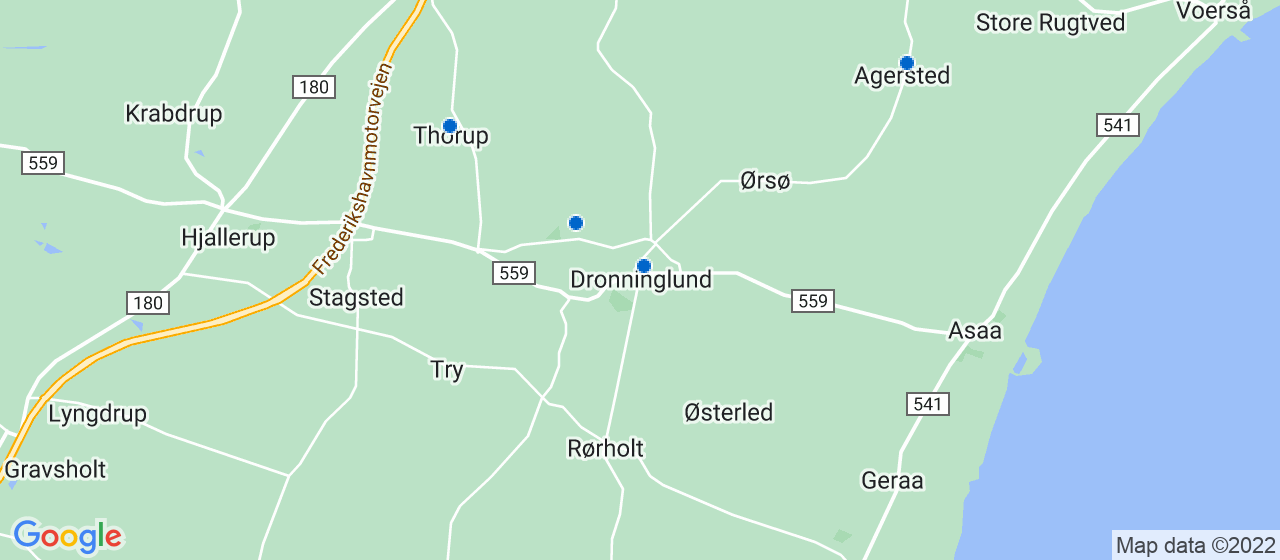 cateringfirmaer i Dronninglund
