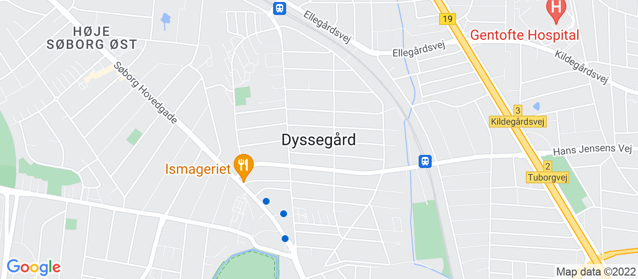 ejendomsmæglerfirmaer i Dyssegård