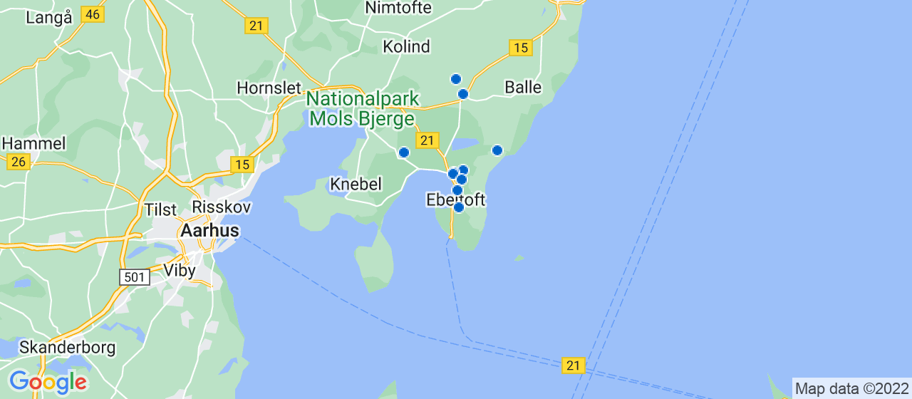 anlægsgartnerfirmaer i Ebeltoft
