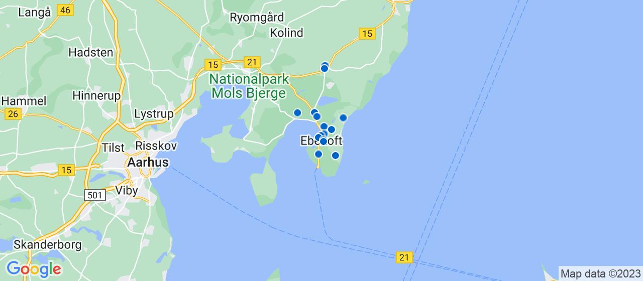håndværkerfirmaer i Ebeltoft
