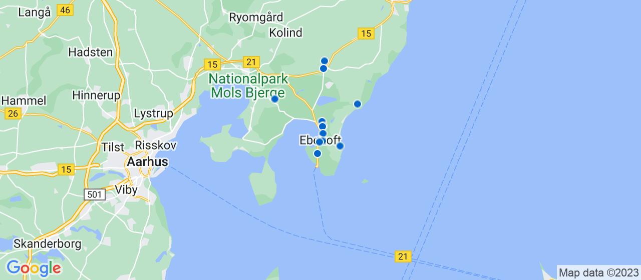 byggefirmaer i Ebeltoft