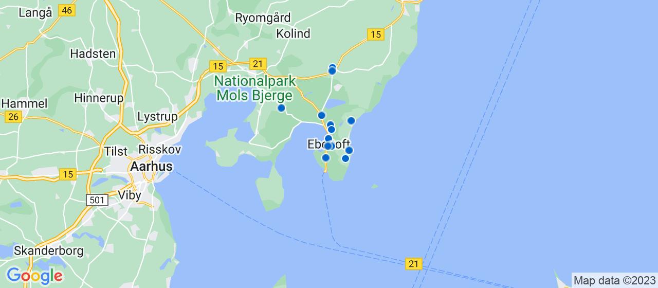 tømrerfirmaer i Ebeltoft