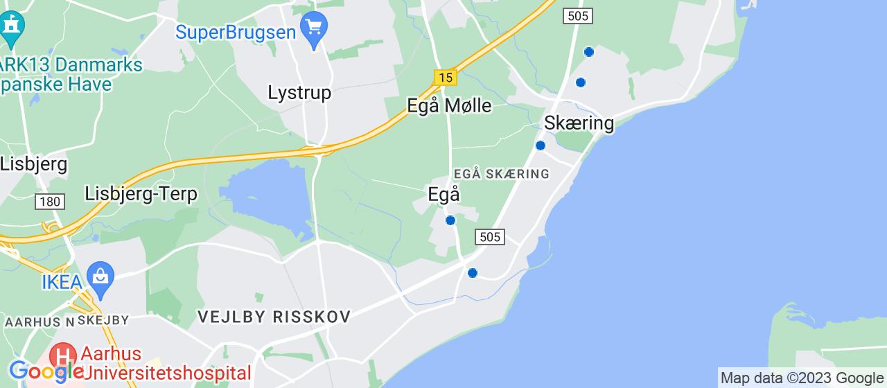 anlægsgartnerfirmaer i Egå
