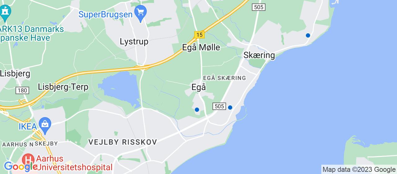 vvsfirmaer i Egå