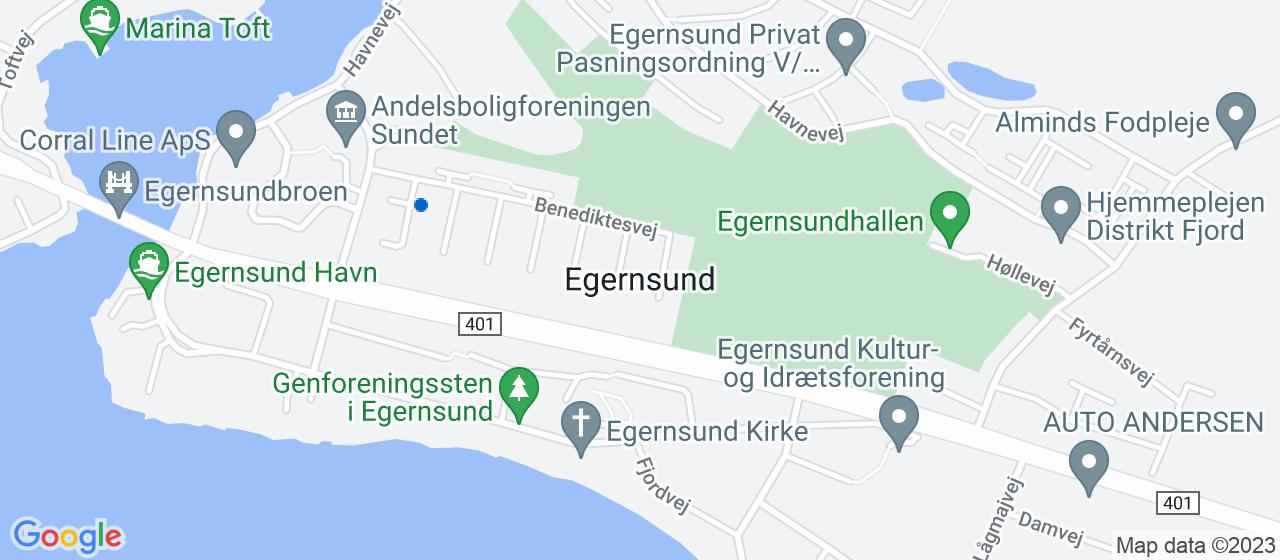 byggefirmaer i Egernsund