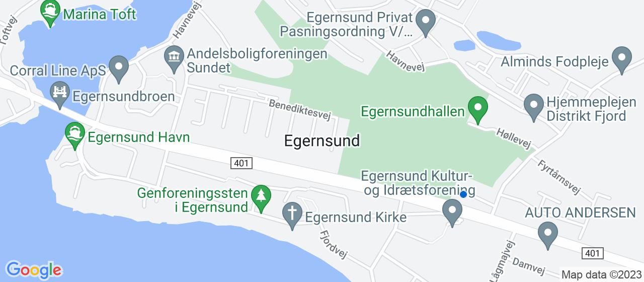 elektrikerfirmaer i Egernsund