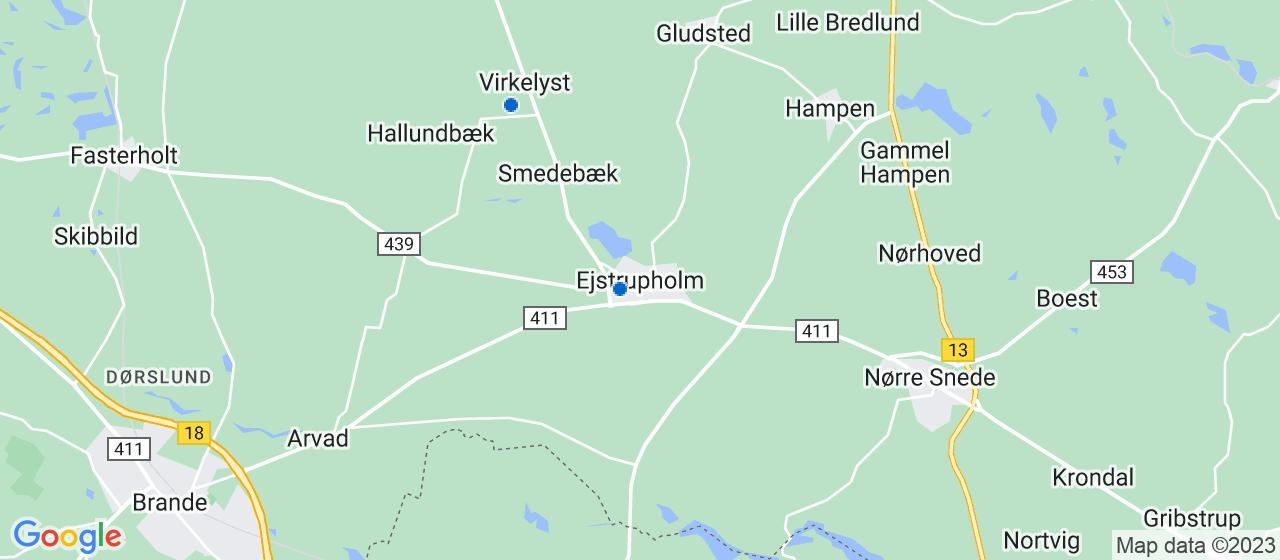 vvsfirmaer i Ejstrupholm