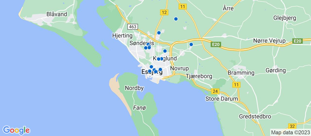 byggefirmaer i Esbjerg