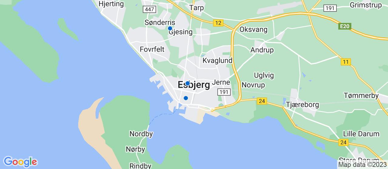 advokatfirmaer i Esbjerg