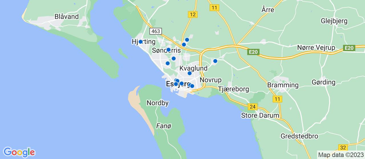 bogholder virksomheder i Esbjerg