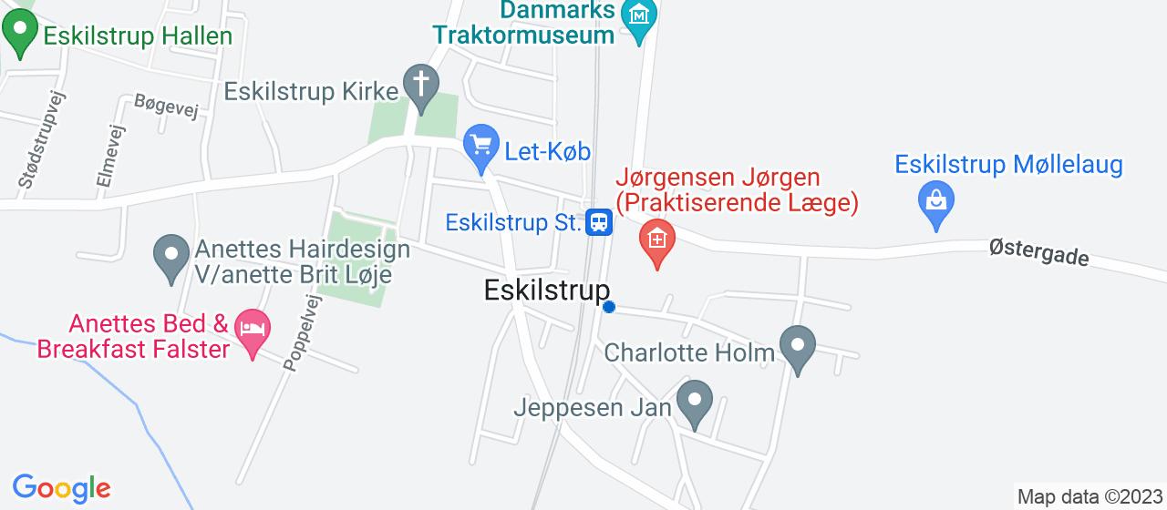 elektrikerfirmaer i Eskilstrup
