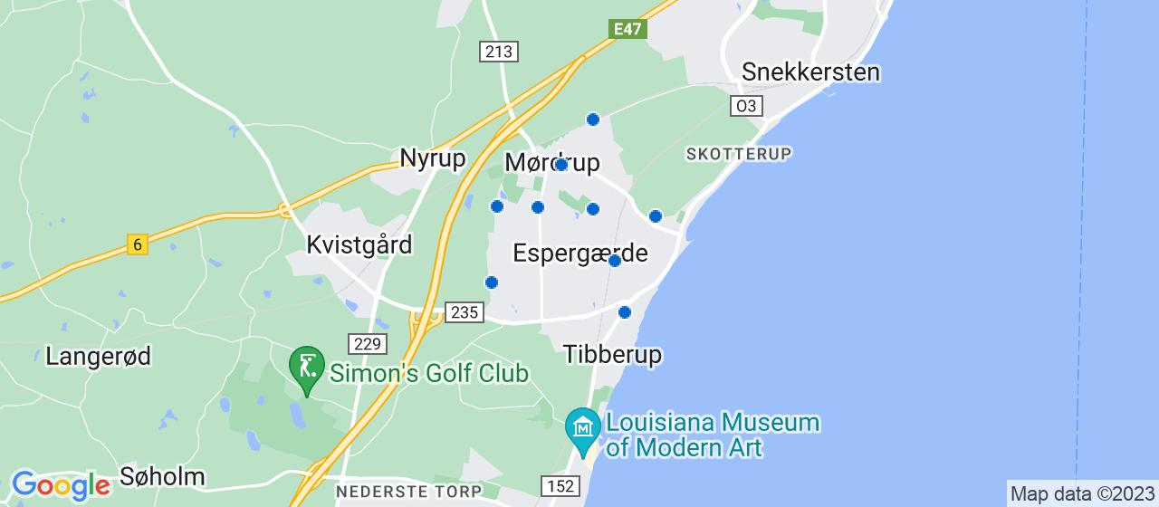 elektrikerfirmaer i Espergærde