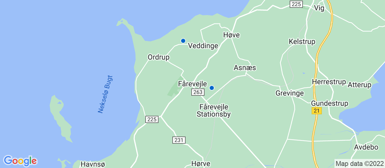 elektrikerfirmaer i Fårevejle