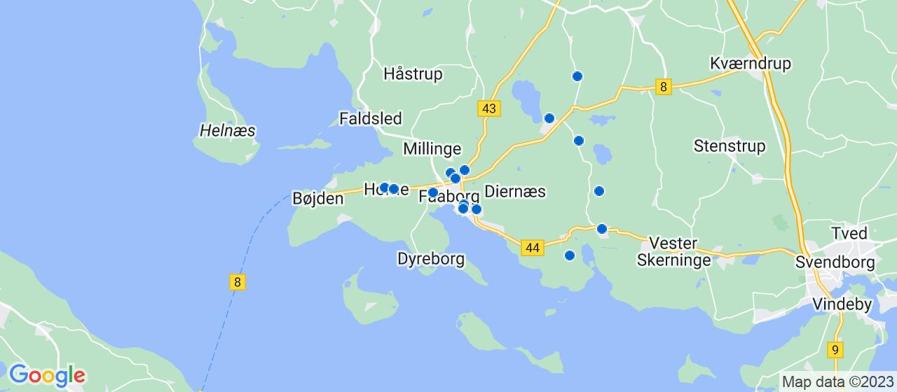 byggefirmaer i Faaborg