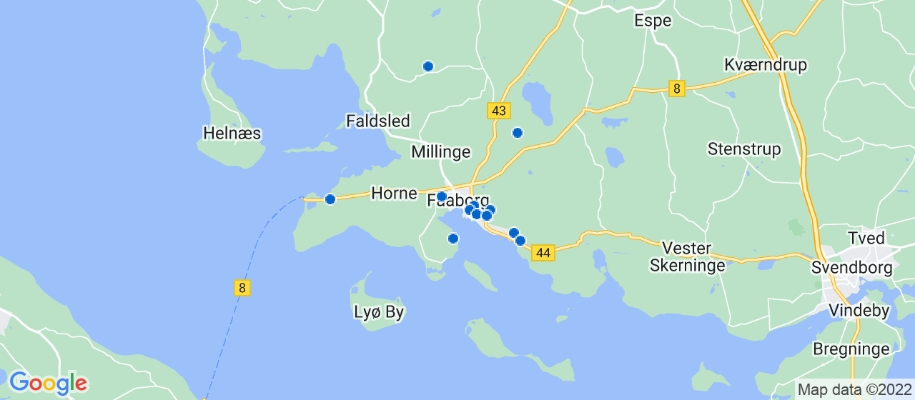 arkitektfirmaer i Faaborg