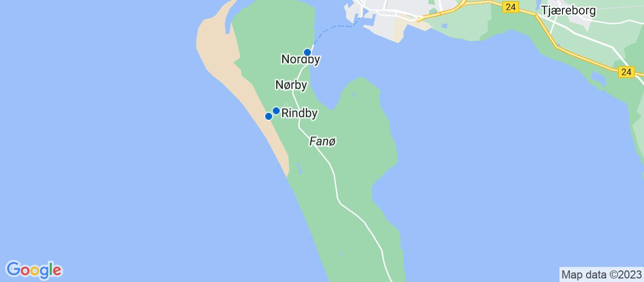 cateringfirmaer i Fanø