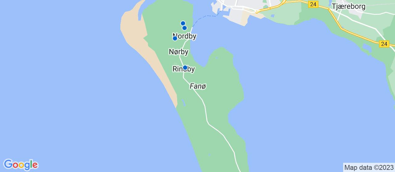 murerfirmaer i Fanø