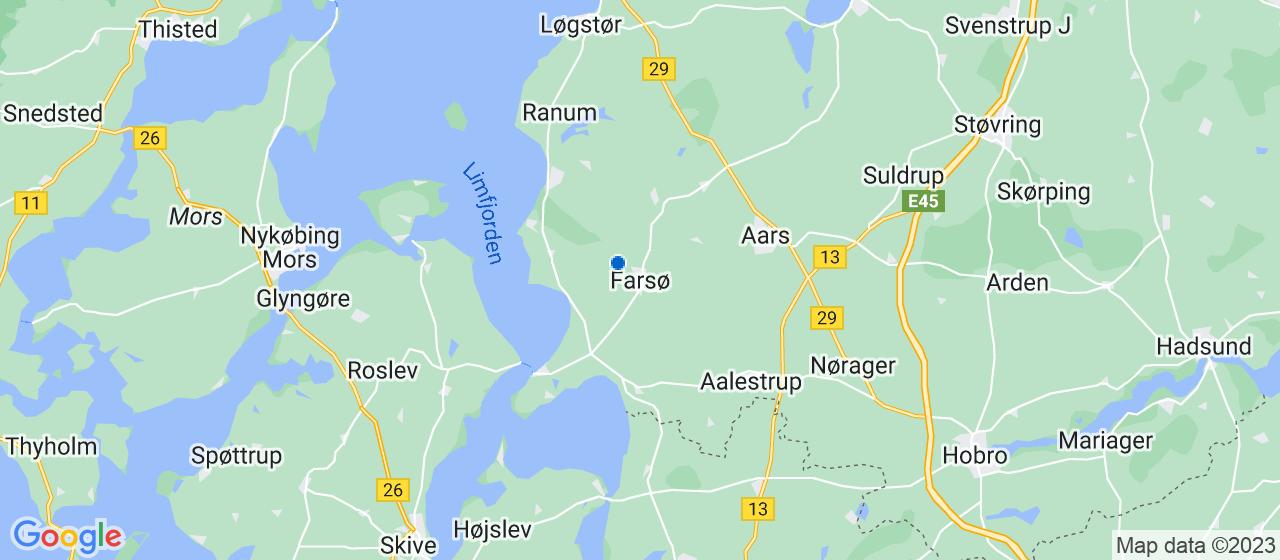 tagdækningsvirksomheder i Farsø