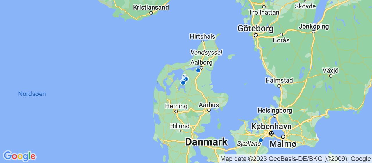 tømrerfirmaer i Farsø