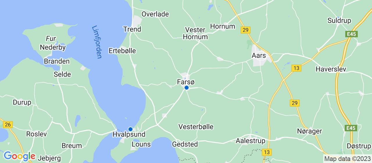 cateringfirmaer i Farsø