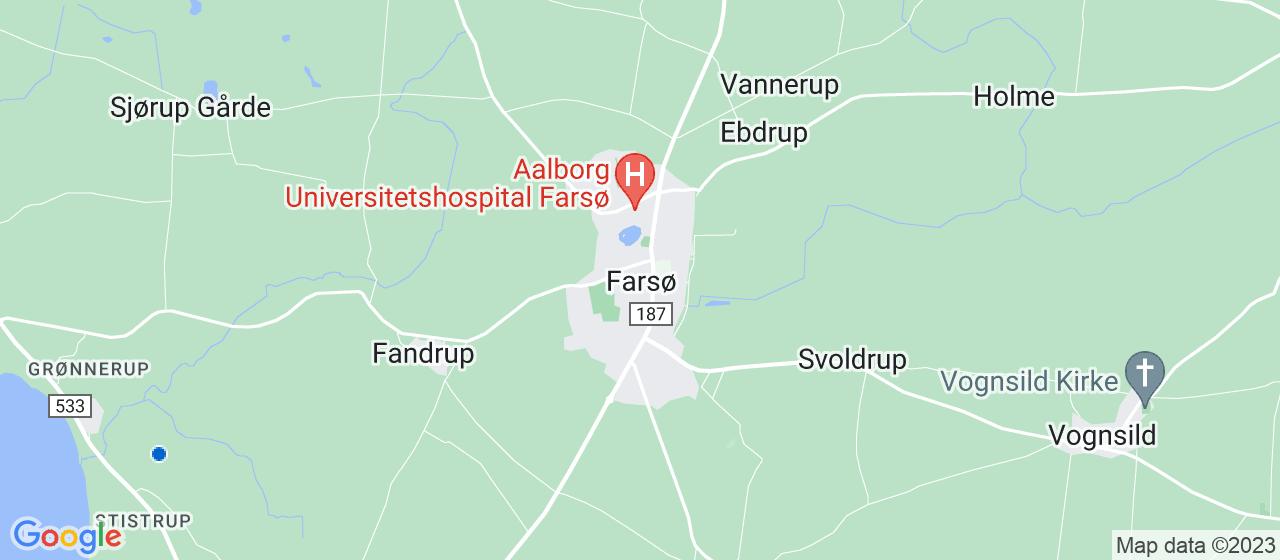 nedrivningsfirmaer i Farsø