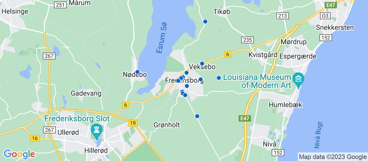 varmepumpe firmaer i Fredensborg