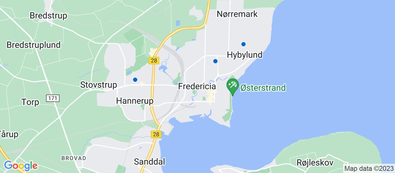 solcellefirmaer i Fredericia