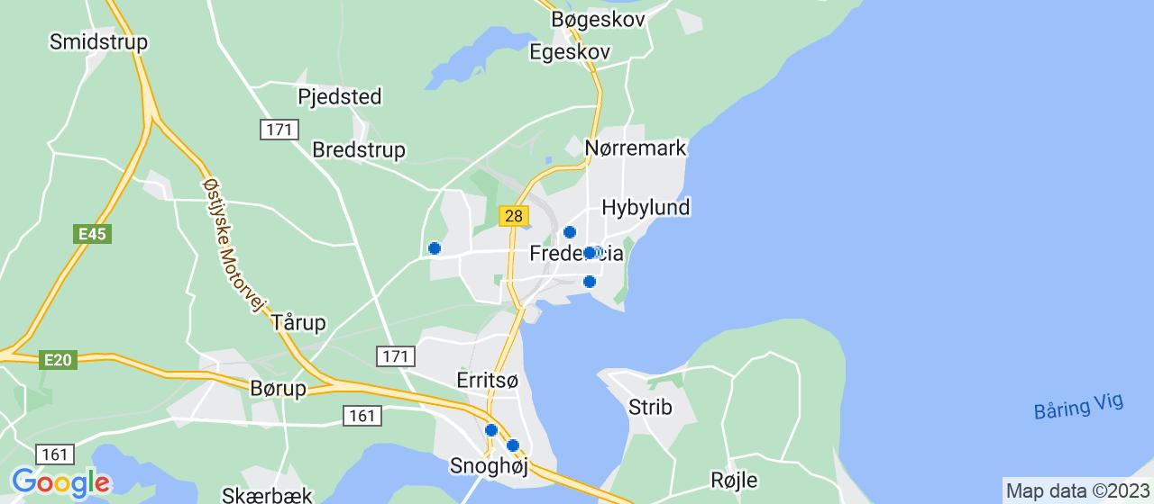 advokatfirmaer i Fredericia